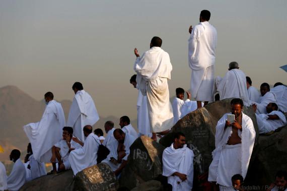 pilgrims mecca