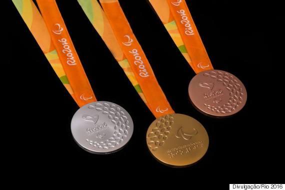 medalhas paralímpicas