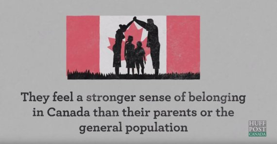 second gen canadians