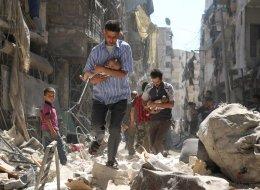 Un alto el fuego de siete días entra en vigor en Siria