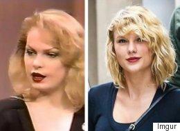 Taylor Swift est-elle le clone d'une prêtresse satanique?