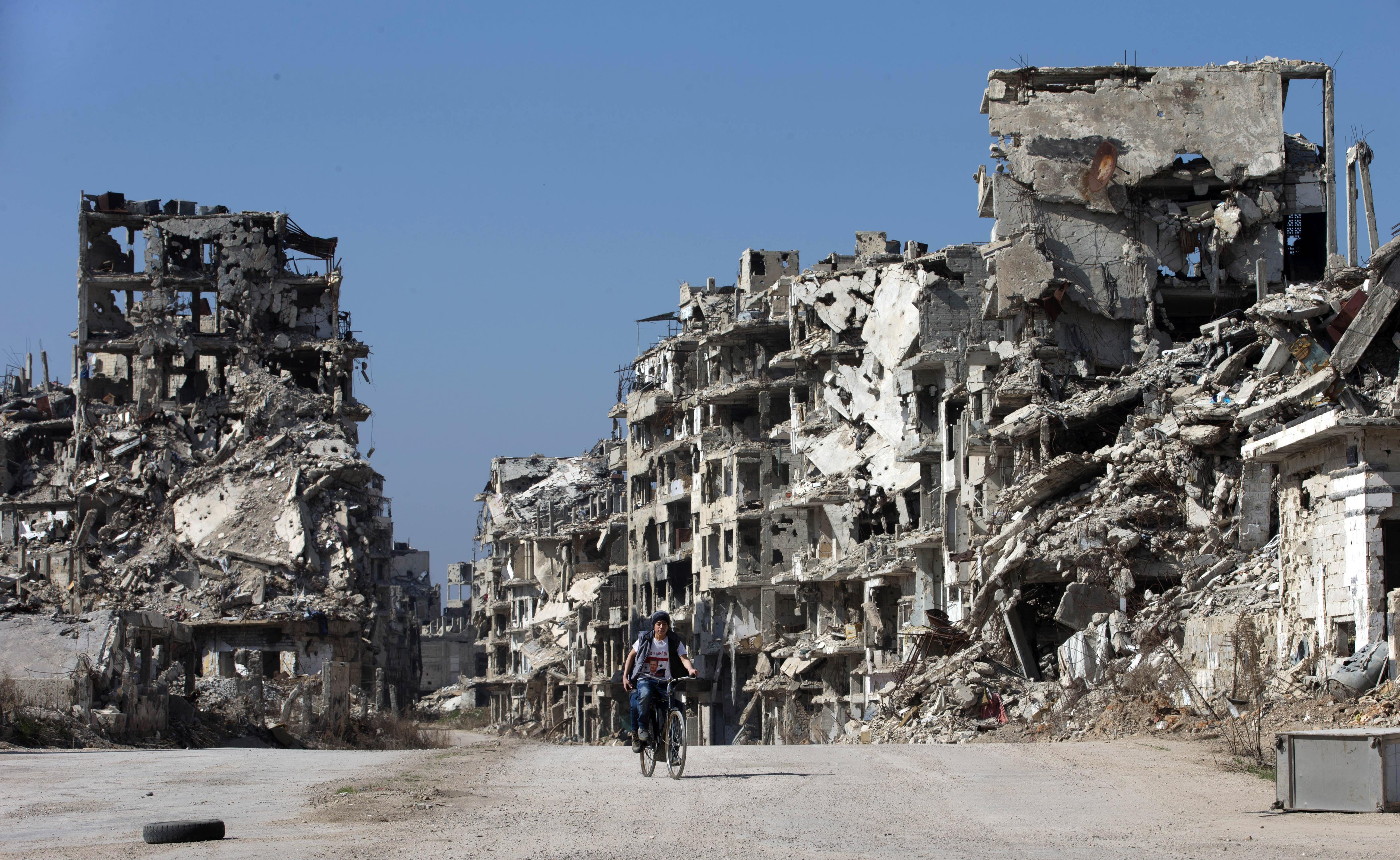 cessation of hostilities syria