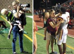 Ces photos montrent à quel point être maman exige d'être multitâche