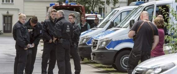 POLICA ALEMANA