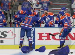 NHL 17, la cuvée s'améliore (VIDÉOS/PHOTOS)