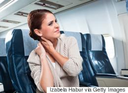 5 exercices pour éviter les engourdissements dans l'avion