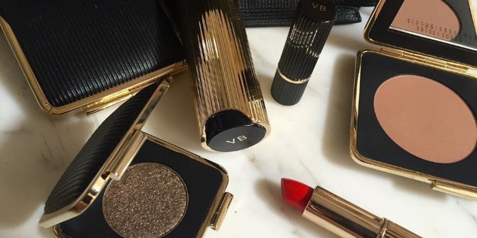 Victoria Beckham Launches Cosmetics Collection With Estee ... Victoria Beckham Estee Lauder