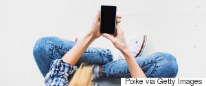 TEENAGERS PHONES