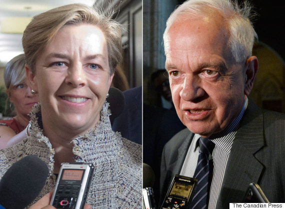 kellie leitch john mccallum