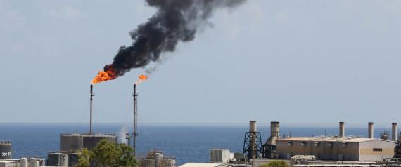 LIBYA OIL TERMINAL