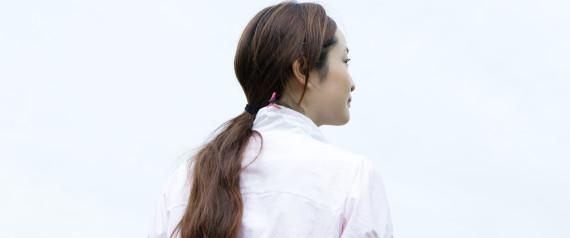 JAPAN WOMAN BACK