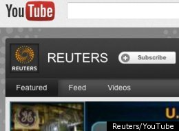 Reuters Youtube
