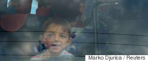 REFUGEES CHILDREN GREECE