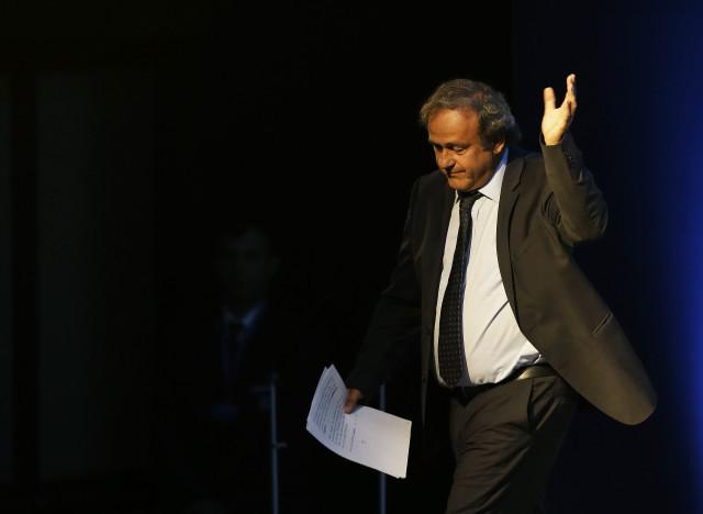 La Fédération allemande dénonce la présence de Platini à Athènes