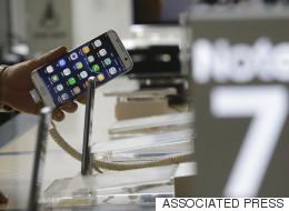Samsung limite la capacité de recharge de ses batteries défectueuses