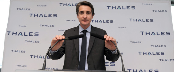 THALES DEFESE FRANCE INFO