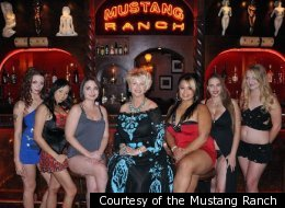 Mustang Ranch Brothel