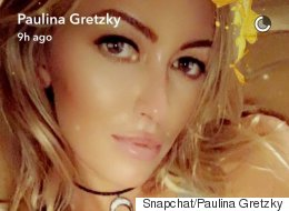 Paulina Gretzky Did NOT Look Like This As A Child