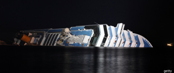 Costa Concordia Cruise Tragedy