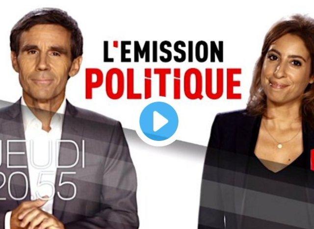 Léa Salamé pugnace face à Nicolas Sarkozy dans