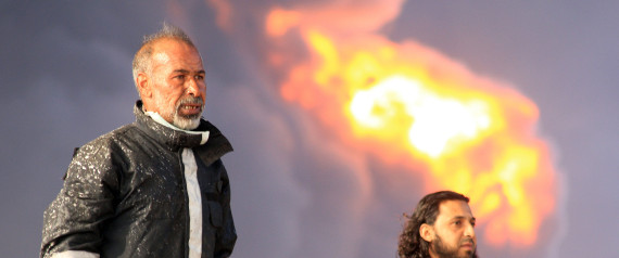 LIBYA WAR OIL