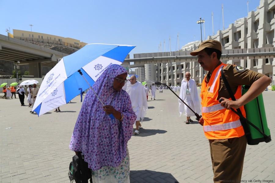 mecca pilgrims