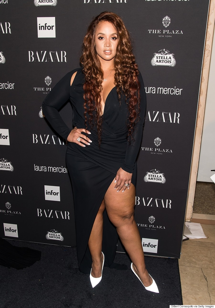 'OITNB' Star Dascha Polanco Shows Off Thighs At NYFW To ...