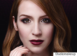 Cynthia Dulude lance sa collection de maquillage (VIDÉO)
