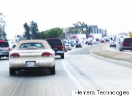 Des bouchons importants ralentissent le trafic sur la métropolitaine