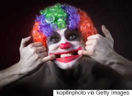 This Is Why You're Afraid Of Clowns