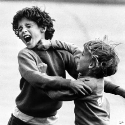 justin trudeau alexandre sacha 1983