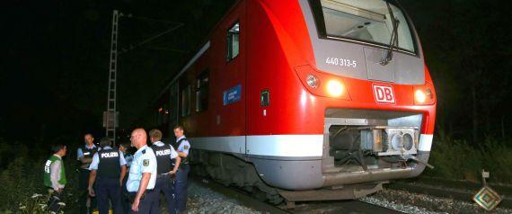 WUERZBURG TRAIN