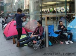 Les stocks d'iPhone 7 Plus épuisés