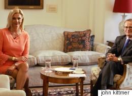 Tζον Κίτμερ: O Άγγλος πρέσβης που μιλάει ελληνικά και κάνει διατριβή στο Ρίτσο, αποχαιρετά τη χώρα μας