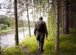 Wie ich alles hinter mir ließ und 3 Jahre lang im Wald lebte