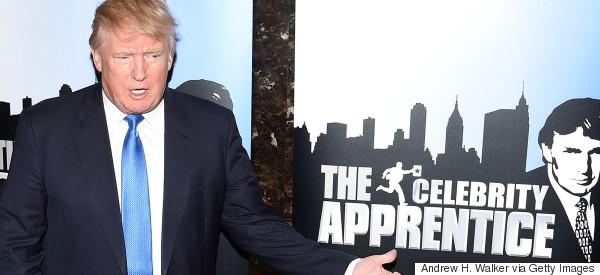 trump the apprentice television