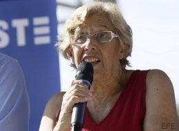 Carmena rechaza que Valiente apoyara a Maduro en una concentración