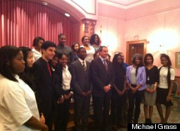 D.C. Youth Leaders Take Center Stage