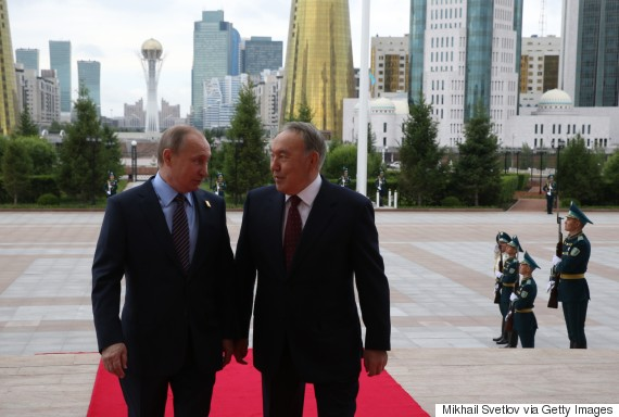 eurasian economic union summit