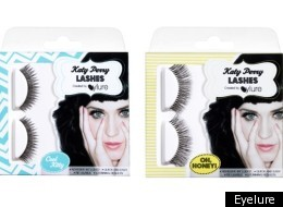 Katy Perry Launches False Lashes Collection