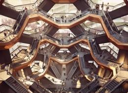 Ce projet d'escalier géant à New York va vous donner le tournis (PHOTOS)