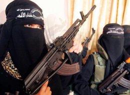 Esposas, madres y terroristas: así es el nuevo perfil de las mujeres del Estado Islámico