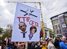 Mit dem Kampf gegen CETA und TTIP senden uns die Menschen eine klare Botschaft