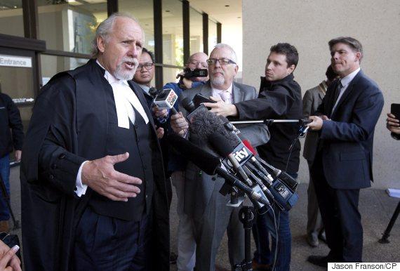 travis vader lawyer brian beresh