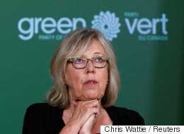 Will Elizabeth May Tear The Green Party Apart?