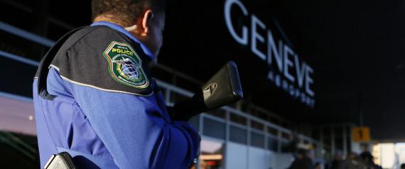 GENEVA AIRPORT POLICE
