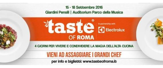 TASE OF ROMA
