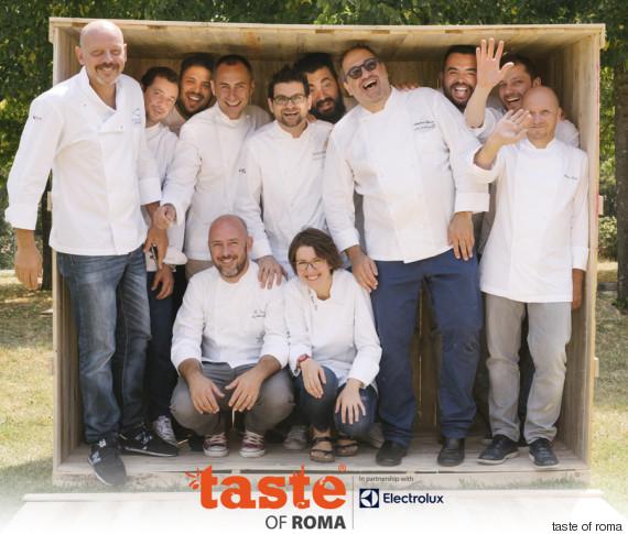 taste o roma