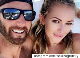 Paulina Gretzky Doesn't Care That The Temperatures Are Falling