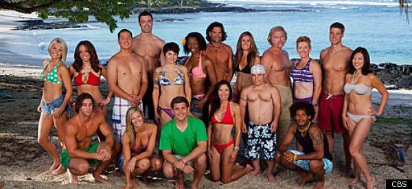 Survivor One World Cast Meet The Contestants Photos
